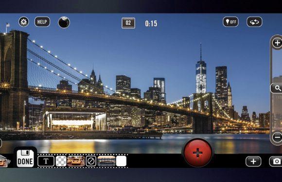 De eerste 4K video-app in de App Store kost 900 euro