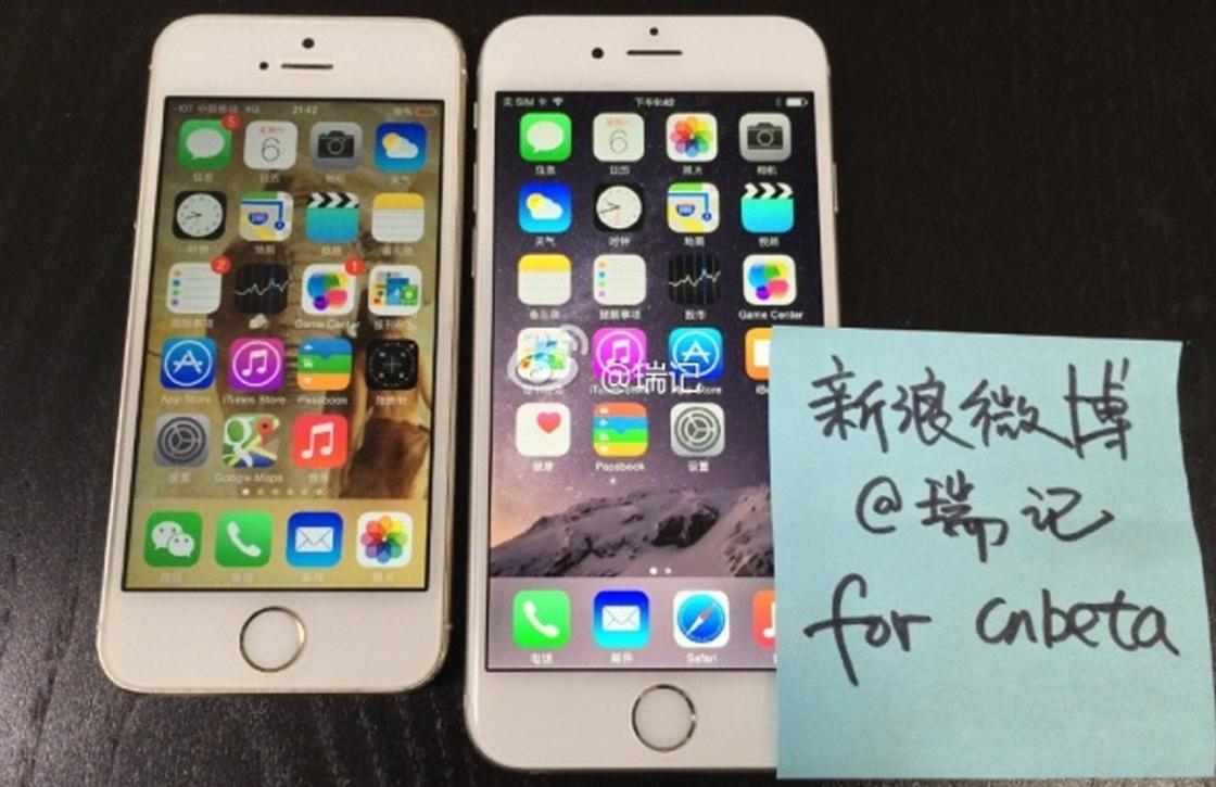 Echt of nep: een 'werkende iPhone 6'