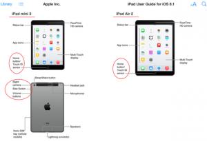 iPad livestream