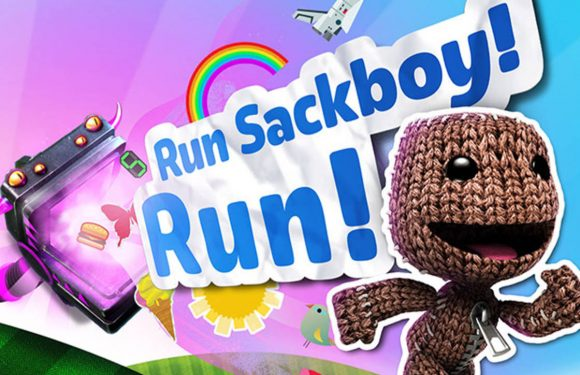 Download: endless-runner Run Sackboy! Run! valt op door unieke stijl