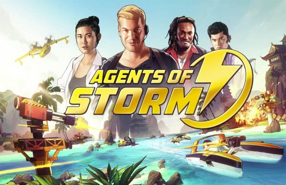 Bouw bases, versla vijanden en ga strategisch te werk in Agents of Storm