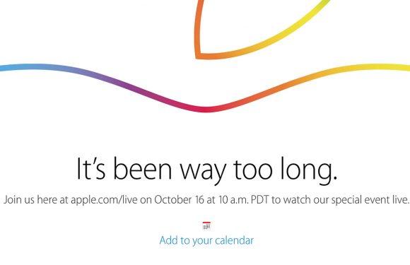 Apple livestream: volg alle aankondigingen (vanaf 19.00 uur)