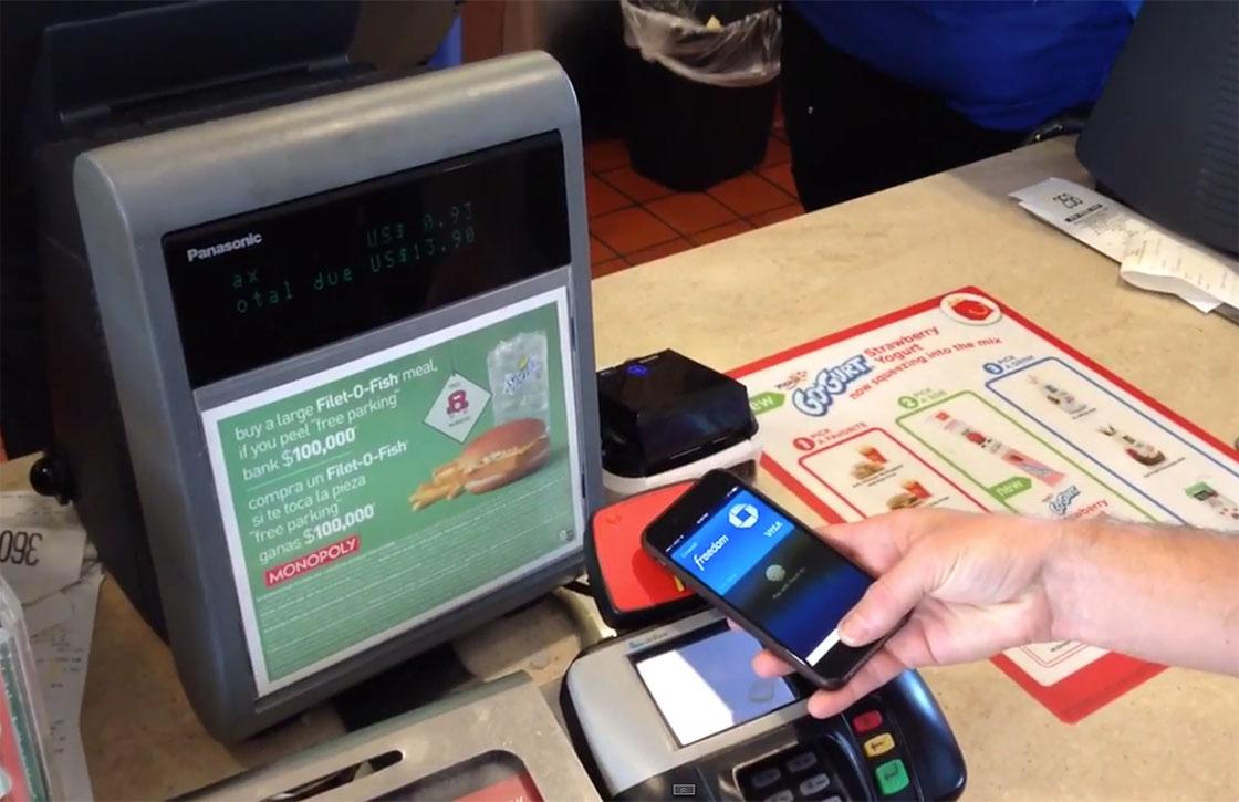 'Betalen met Apple Pay levert veel problemen op'