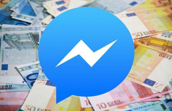 Amerikanen kunnen elkaar geld sturen via Facebook Messenger
