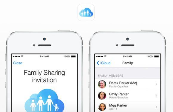 Family Sharing: wat is het en hoe gebruik je het?
