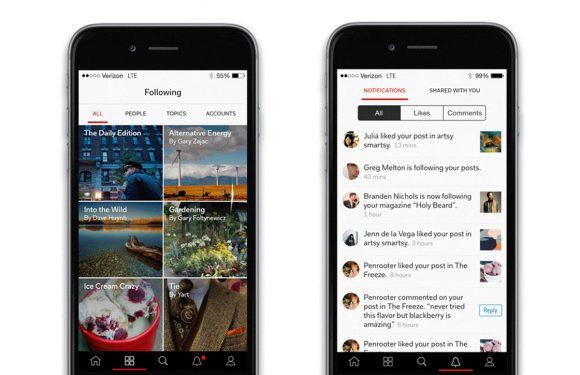 3 sterke verbeteringen in de vernieuwde Flipboard app