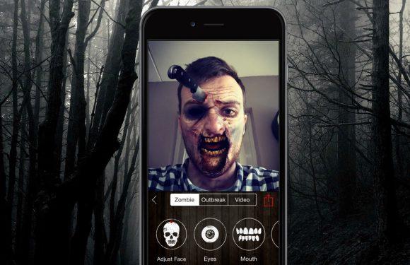 De 7 griezeligste apps voor Halloween