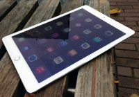 'Er komt geen nieuwe iPad Air in 2015'