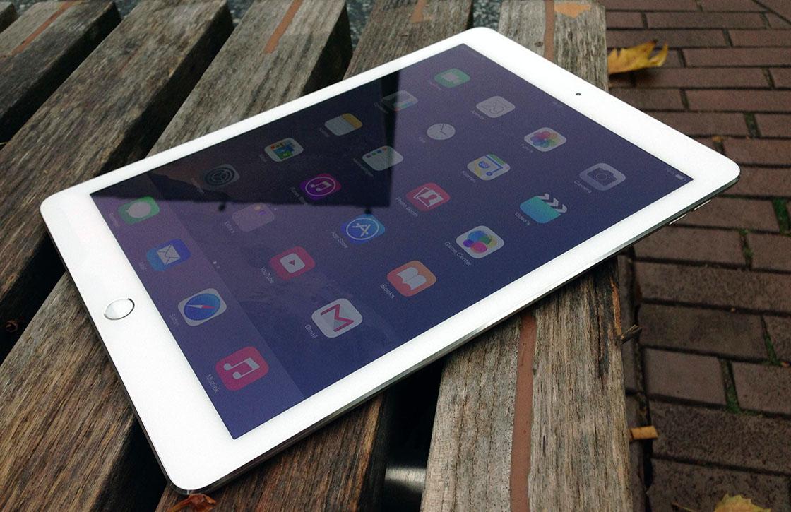iPad Air 2 review: de dunste tablet die Apple ooit heeft gemaakt