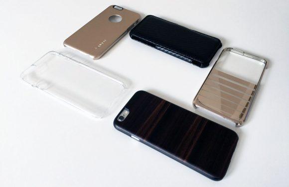 iPhone 6 cases getest: 5 hoesjes voor minder dan 30 euro