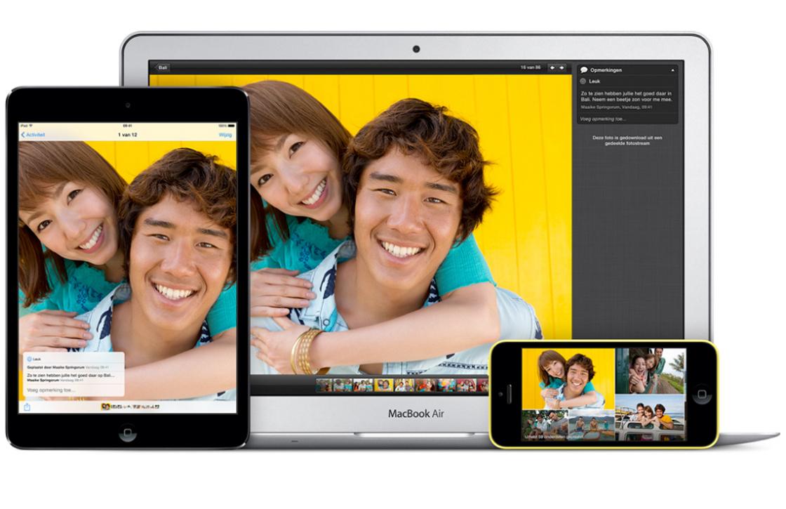 6 zaken die je moet weten over de iCloud fotobibliotheek beta