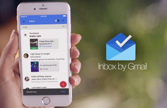 Inbox by Gmail: 4 zaken die je moet weten over Google's nieuwe mail-app