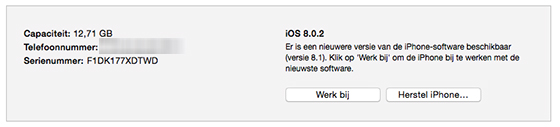 ios 8.1 downloaden