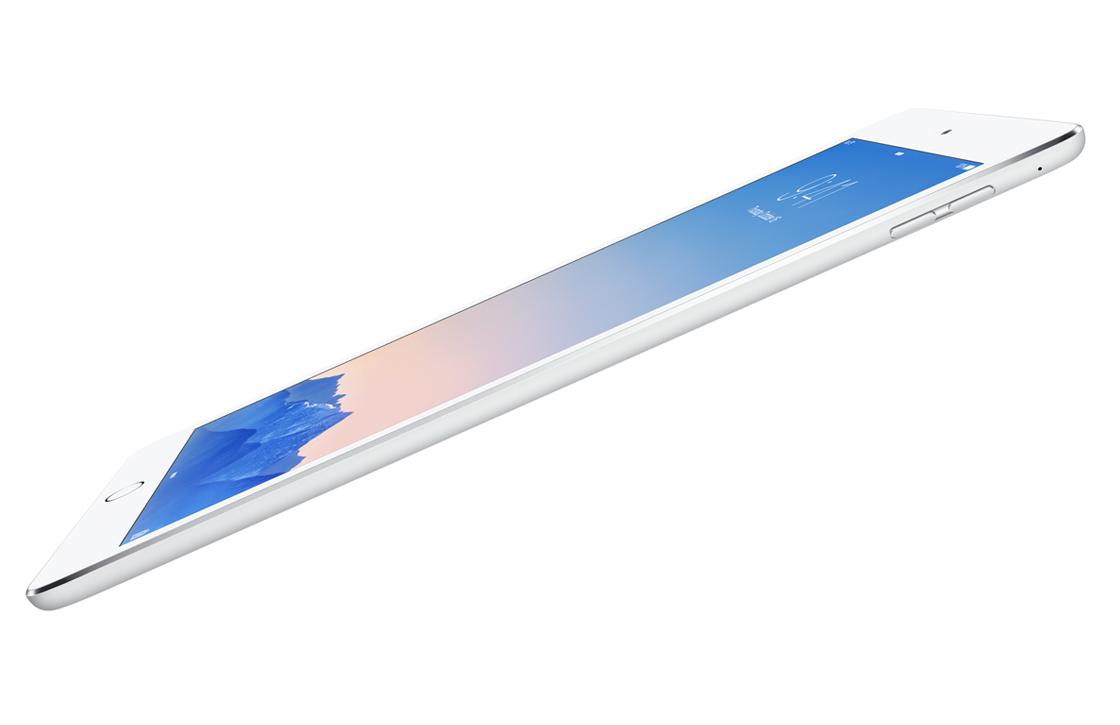 'iPad Air 3 zonder 3D Touch verschijnt in eerste helft 2016'