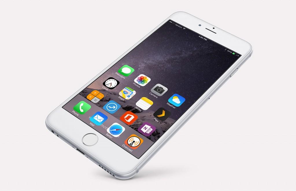 iPhone 6 Plus crashes