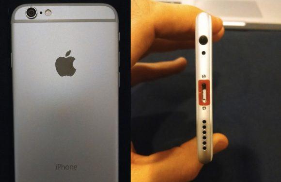 Psst, zeldzaam iPhone 6 prototype kopen? Ga naar eBay!