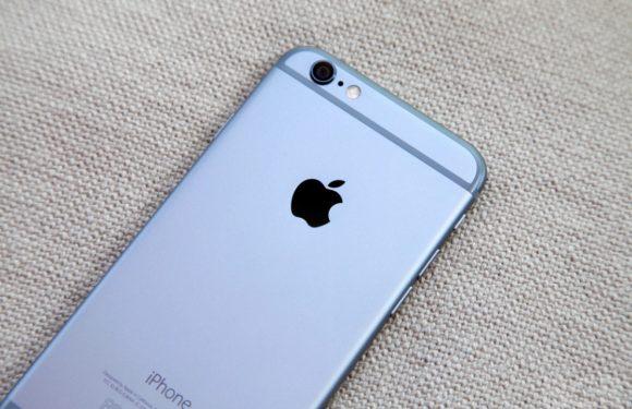 Nieuw probleem met iPhone 6: 'de plastic randjes verkleuren'