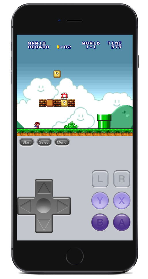 iphone snes emulator