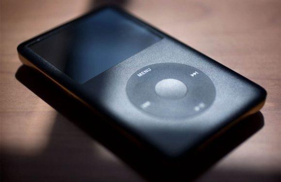 Gebrek aan populariteit en onderdelen heeft de iPod genekt