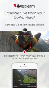 livestream gopro