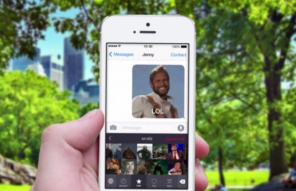 PopKey: zeg het in gifjes met dit iOS toetsenbord