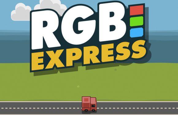 RGB Express: kleurrijk puzzelspel is gratis App van de Week