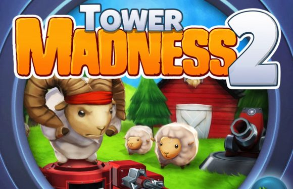 Tower defense-game Tower Madness 2 is gratis App van de Week