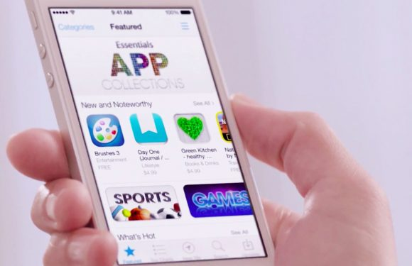 In 5 stappen apps opnieuw downloaden op je iPhone of iPad