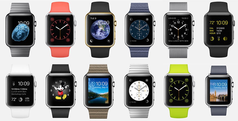 Apple Watch prijs