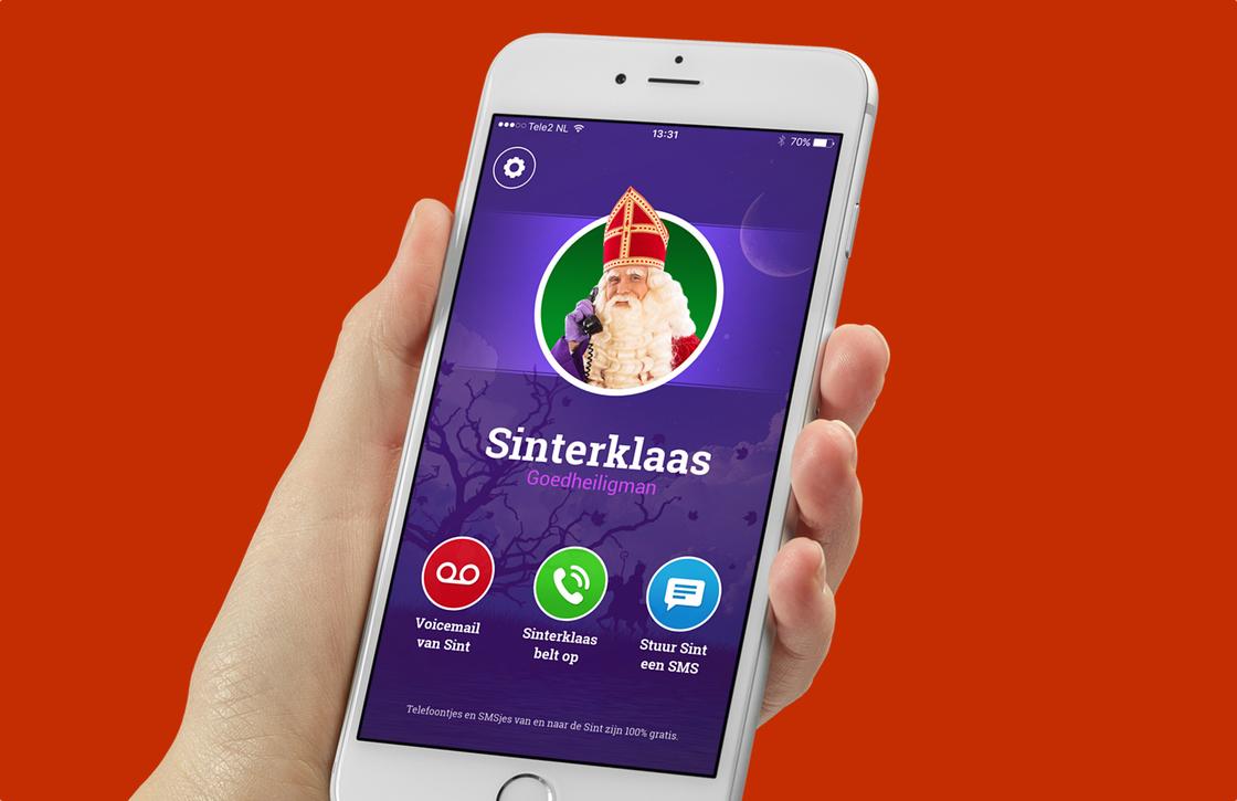 Sinterklaas apps