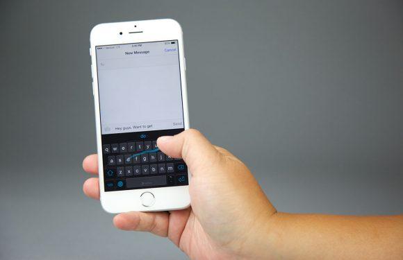 iOS 13.1.1 repareert toetsenbordbug: zo haal je de update binnen