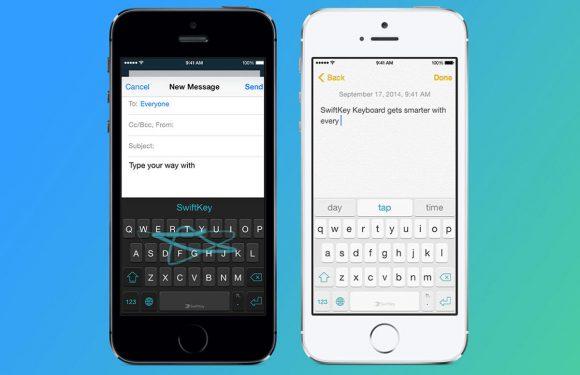 Populaire toetsenbord-app SwiftKey eindelijk Nederlandstalig