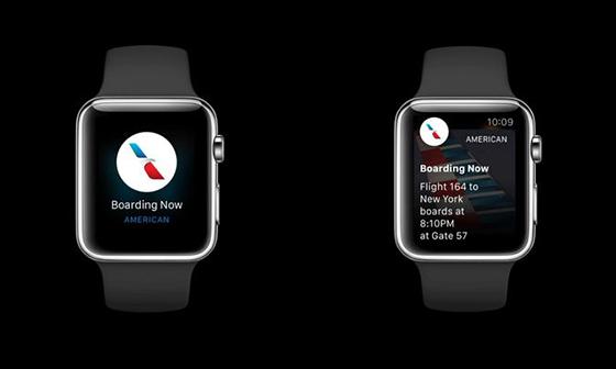 apple watch notificaties