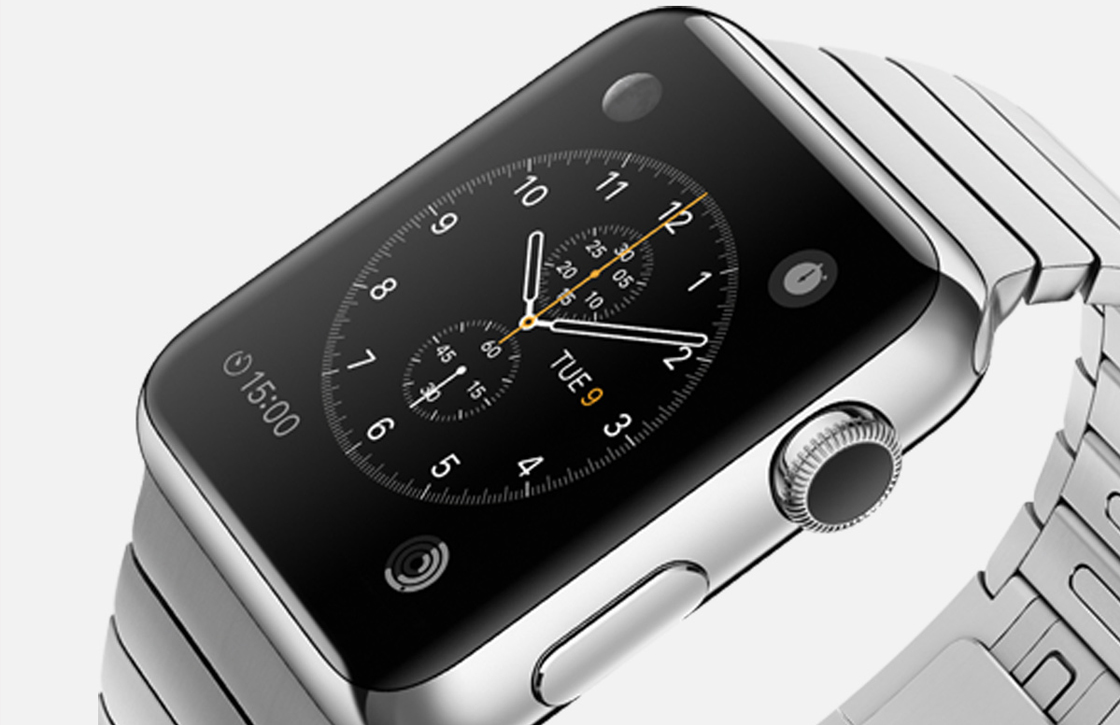 Apple Watch-evenement