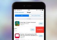 iOS 8 tip: Apps verbergen voor gezinsleden