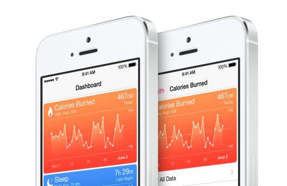 'Apple wil iPhone-patiëntendossier maken voor delen van gegevens'