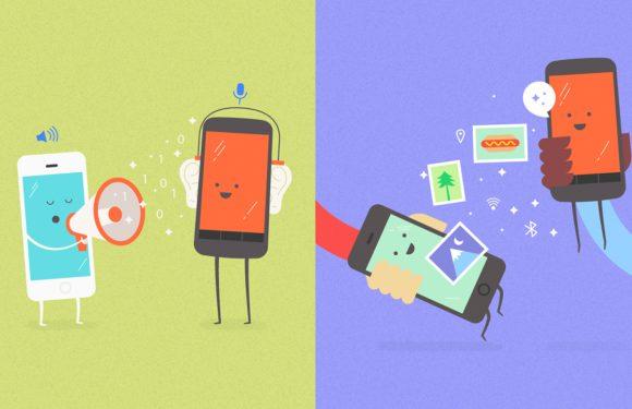 Google Copresence: lokaal bestanden uitwisselen tussen iOS en Android