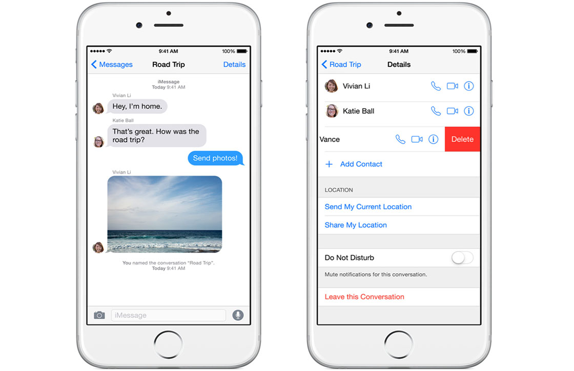 iOS 8 tip: groepsgesprekken maken in iMessage