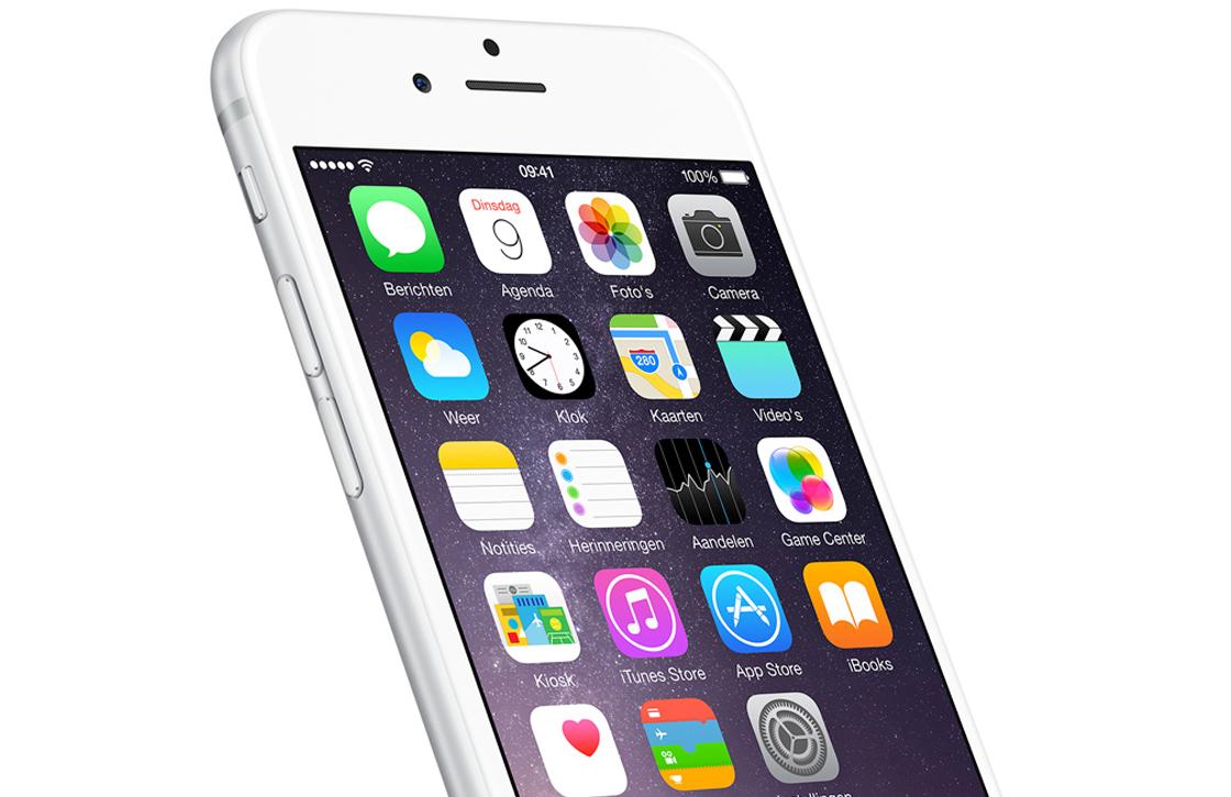 iOS 8 staat nu op 63 procent van de iOS-toestellen