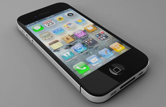 nieuw scherm iphone 4 breda