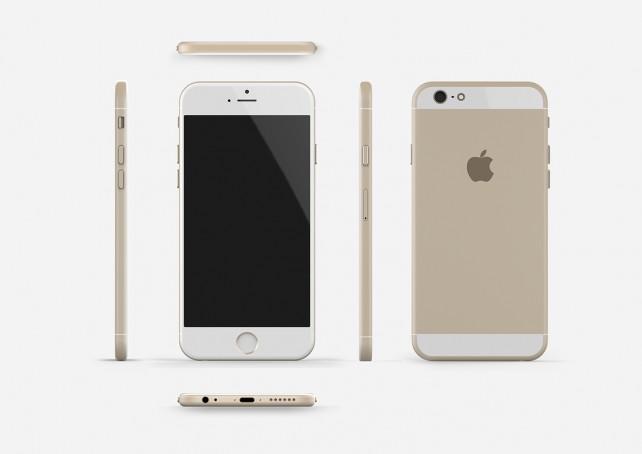 iphone 6 achterkant