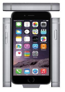 iphone 6 surprise voorkant