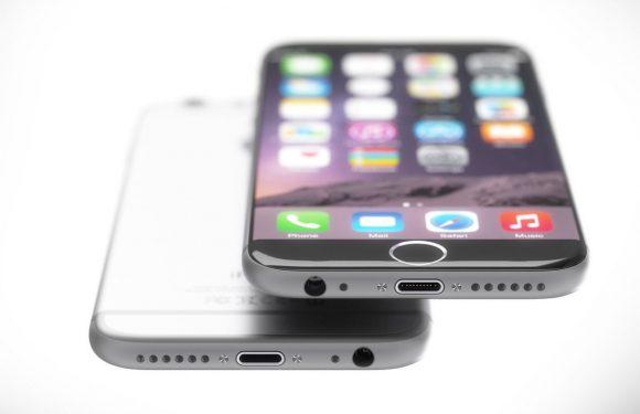 'Foto's duiken op van koptelefoonaansluiting iPhone 7'