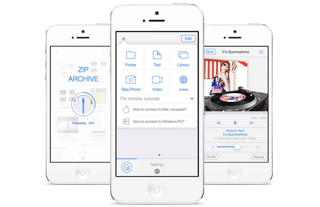 In 3 stappen je iPhone als harde schijf gebruiken met Pocket Drive