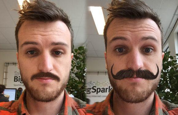 Met deze 5 apps zit het tijdens Movember wel snor op je iPhone