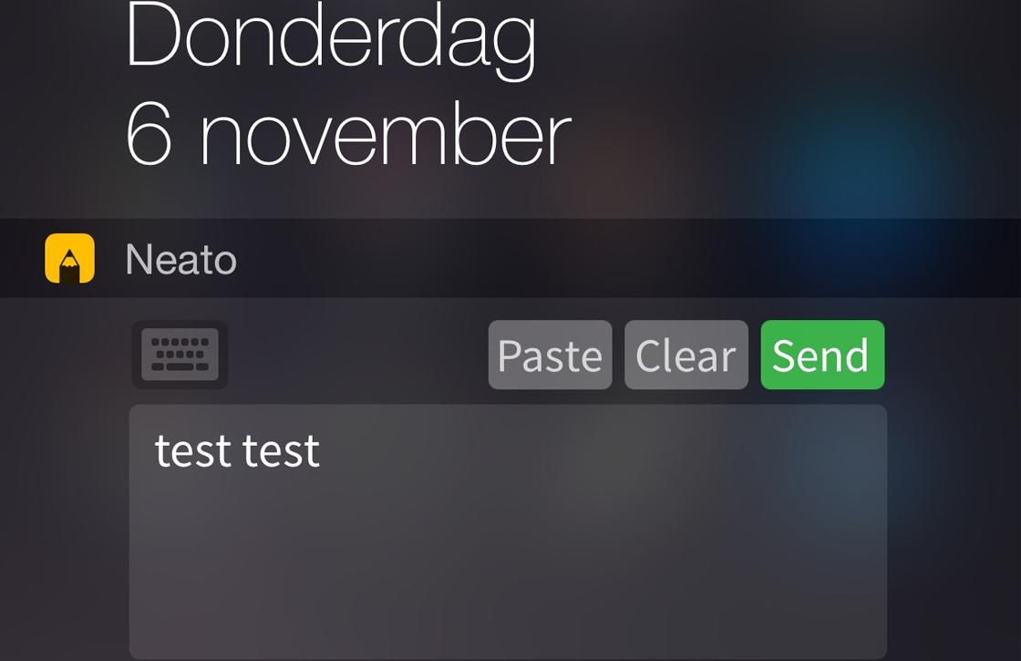 Nu wil Apple de Neato widget weer uit de App Store halen