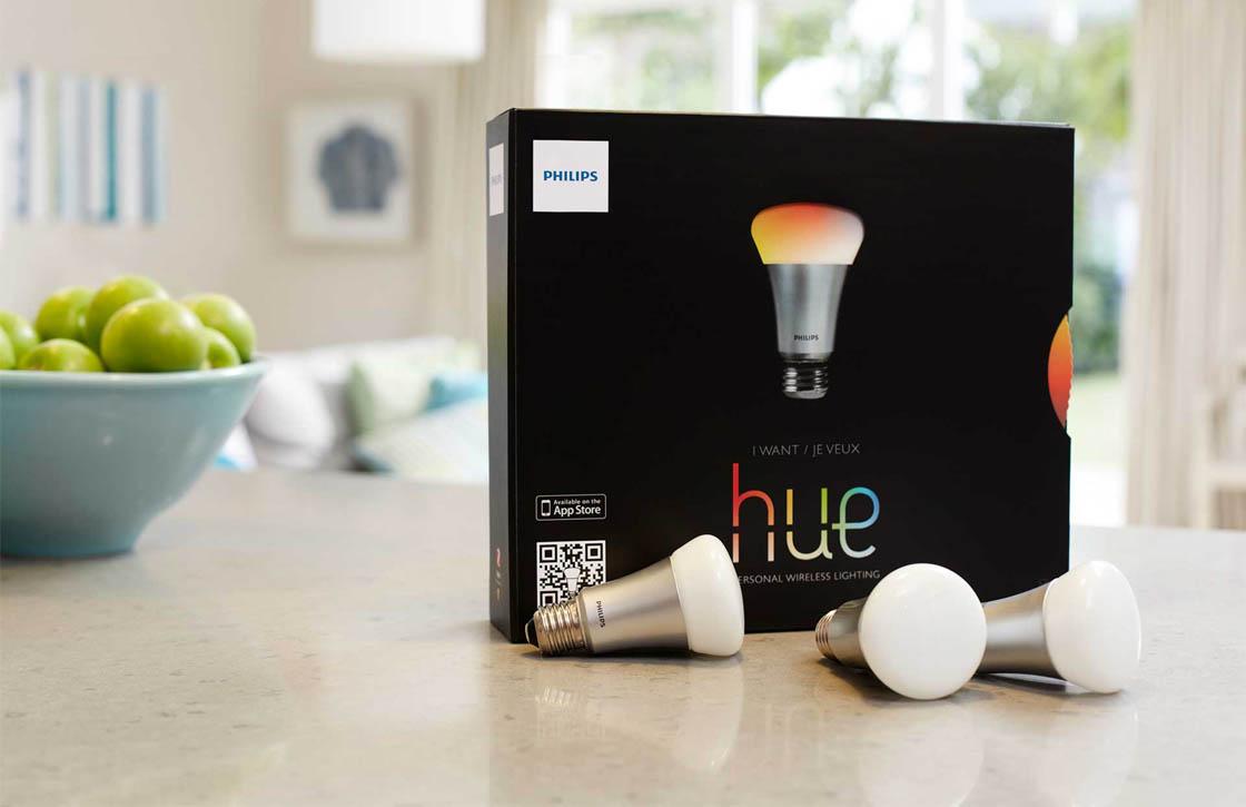Je Philips Hue-lampen kun je straks met Siri bedienen