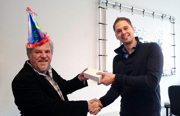 En de winnaar van de iPhone 6 is geworden…