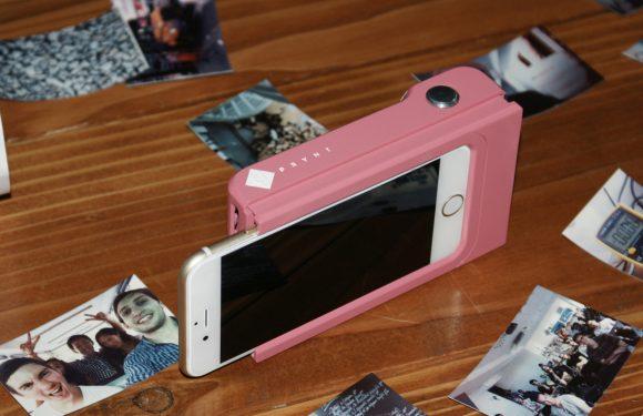 iPhone-printer Prynt is nu beschikbaar op Kickstarter