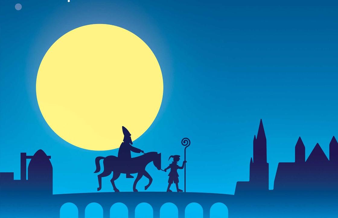De 6 leukste apps voor een geslaagd Sinterklaasfeest